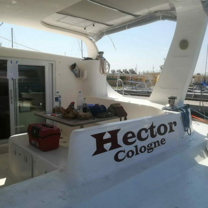 Hector - Heck in Arbeit